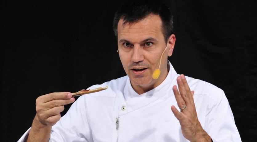 El prestigiós xef Oriol Castro parla de cuina d'alt nivell aquest vespre a Cal Figarot