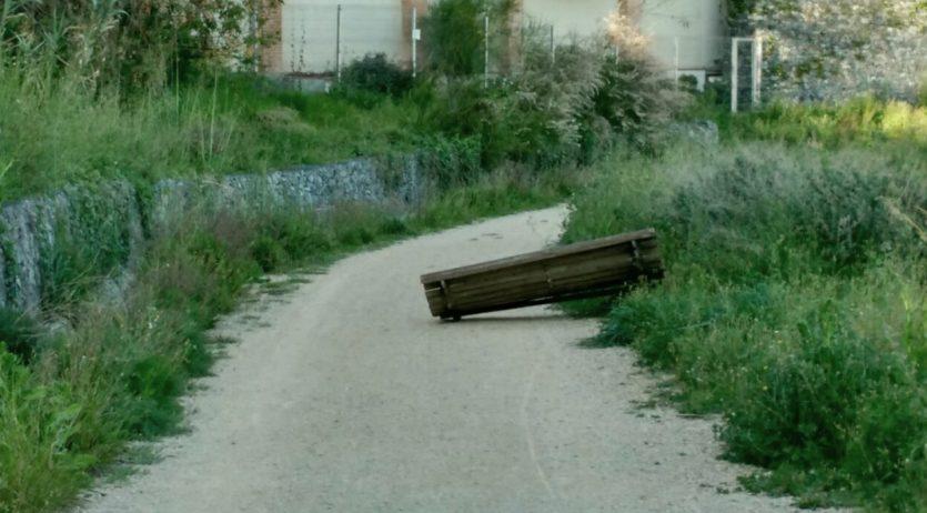 Aquest cap de setmana s'han tornat a produir diversos actes de vandalisme a Sant Sadurní