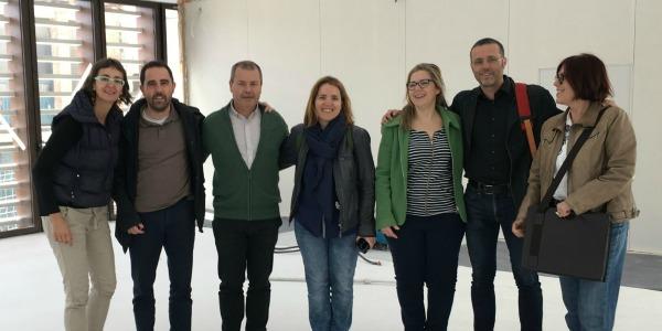 La Diputació coordinarà amb l'Ajuntament el trasllat de la biblioteca Ramon Bosch de Noya