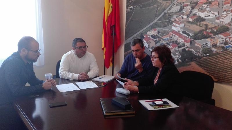 L'Ajuntament de Sant Cugat es reuneix amb els Mossos per parlar de la seguretat al municipi
