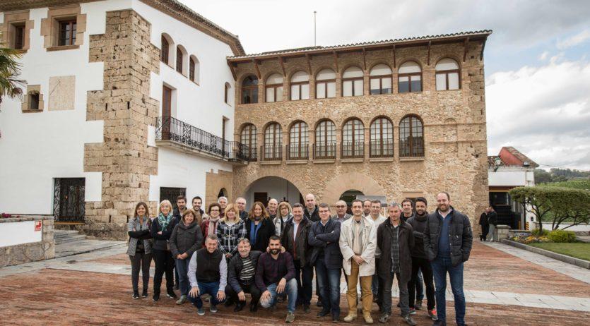 EnoturismePENEDÈS promou el contacte entre administracions i les apropa al turisme de territori