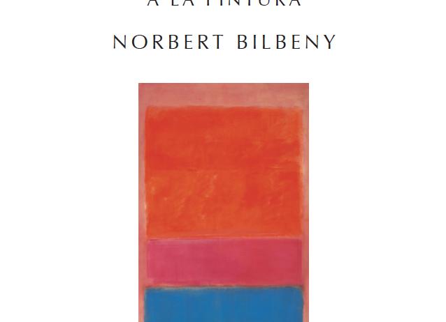 Norbert Bilbeny presenta a la Capella de sant Pelegrí el seu assaig d'introducció a la pintura