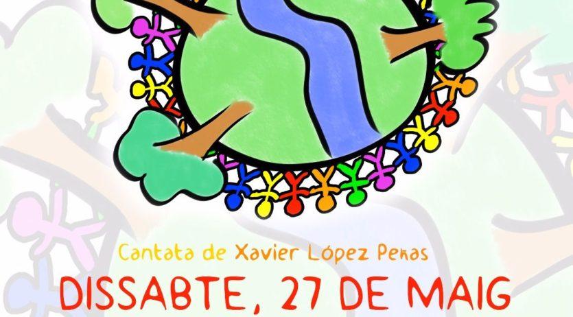 L'Escola de Música  de l'Alt Penedès celebra el 10è aniversari amb una cantata