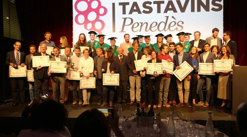 El 51è Concurs de vins de la DO Penedès premia 35 referències de vins del territori