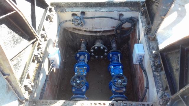 CASSA finalitza les obres de construcció de l'estació de bombament d'aigües residuals d'El Pla