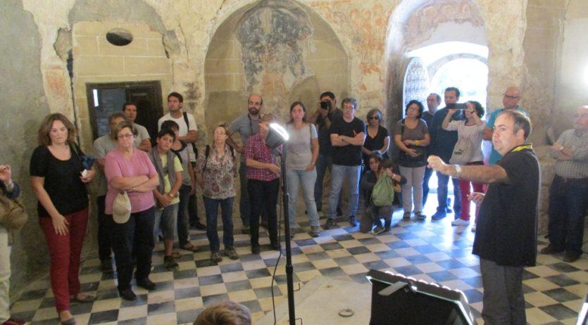 Obertes les inscripcions per la visita guiada gratuïta al Sant Sepulcre d'Olèrdola