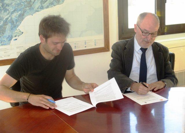 El Síndic de Greuges de Catalunya signa a Olèrdola un conveni de col·laboració amb l'Ajuntament