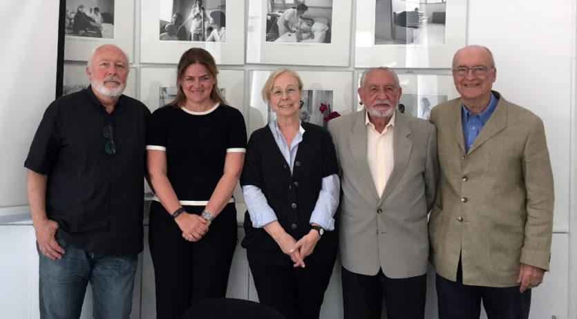El Rotary i la Fundació Enriqueta Villavecchia formalitzen la col·laboració de la Nit Solidària
