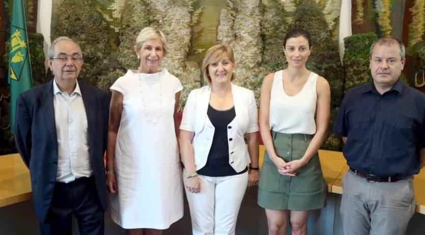 L'Ajuntament de Sant Sadurní signa una declaració d'intencions per adquirir Can Guineu