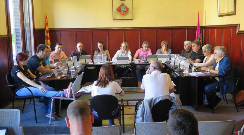 S'aprova el codi de conducta d'alts càrrecs de l'Ajuntament de Santa Margarida i els Monjos