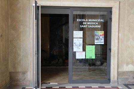 El PSC de Sant Sadurní demana al govern que millori la refrigeració d'aules escolars