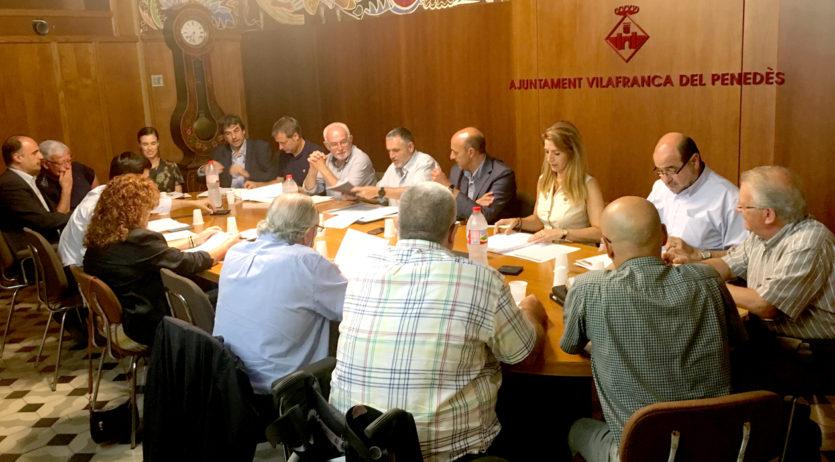 La Fundació Pro Penedès fa propostes sobre infraestructures viàries a tenir presents en el PTP