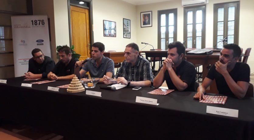 Els Xicots se senten preparats per portar el 4d9f a la Granada