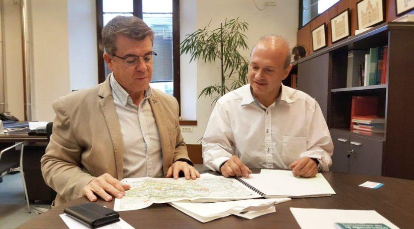 La Diputació realitza un estudi de mobilitat de Torrelavit a partir del pla urbanístic