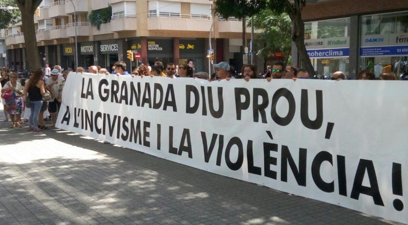 La Granada fa arribar al director dels Mossos la situació de conflictivitat al municipi