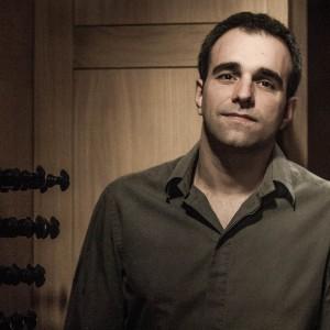 Juan de la Rubia oferirà un concert a l'orgue de Santa Maria