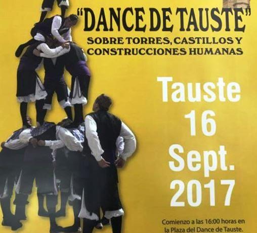 La Colla Jove de Vilafranca actuarà aquest cap de setmana a la població aragonesa de Tauste