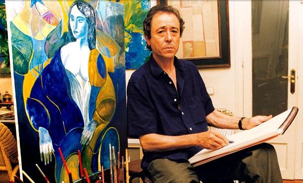 El pintor Jordi Rollan dissenya el cartell de la 36a Setmana del Cava