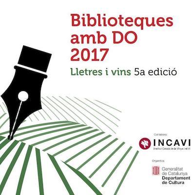 Per cinquè any la Biblioteca de Sant Sadurní se suma al projecte biblioteques amb D.O
