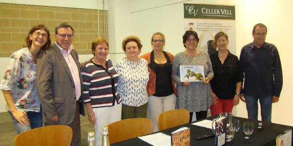 """Olga Olaria Sendra guanya el 3r Premi de Novel·la """"Celler de Lletres"""""""