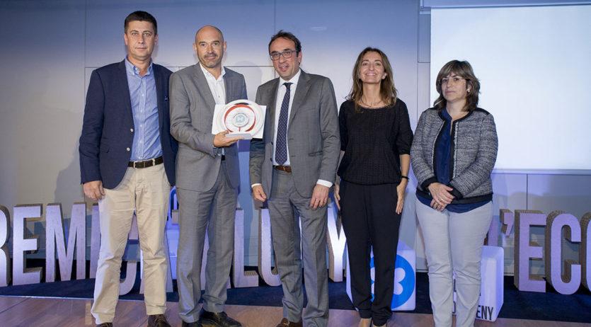 Cafès Novell han rebut el Premi Catalunya d'Ecodisseny