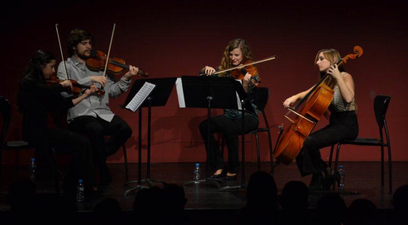 El Quintet per a dues violes de Mozart aquest dissabte, a les 8 de la tarda, a Vinseum