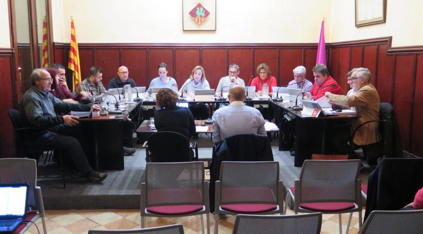 L'Ajuntament dels Monjos aprova un pressupost de gairebé 9 milions d'euros pel 2018