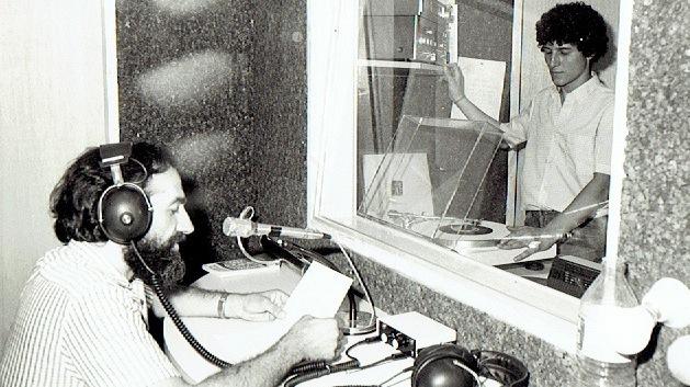Primera emissió de Ràdio Vilafranca