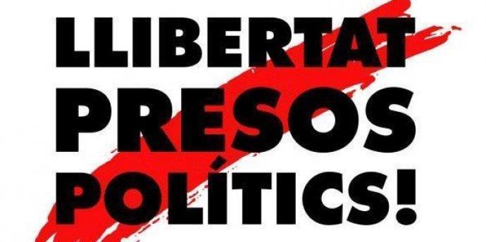 Que hi hagi presos polítics i exiliats afavoreix…