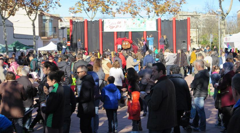 Els Monjos celebra la 4ª Fira de Nadal aquest diumenge al matí a la plaça de Pau Casals