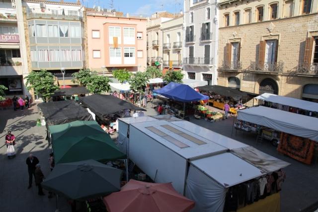 El PSC diu que el mercat municipal de Sant Sadurní perilla per la pèssima gestió del govern