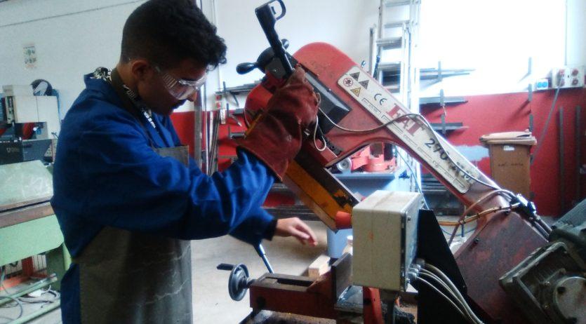 El PTT Fabricació mecànica i instal·lacions electrotècniques engega Vilabicis Solidàries