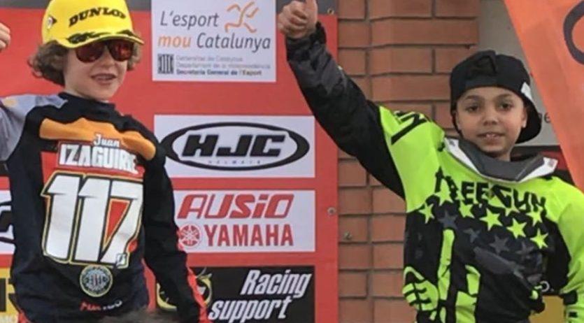 Omar Pavón s'estrena amb podi al Campionat de Catalunya
