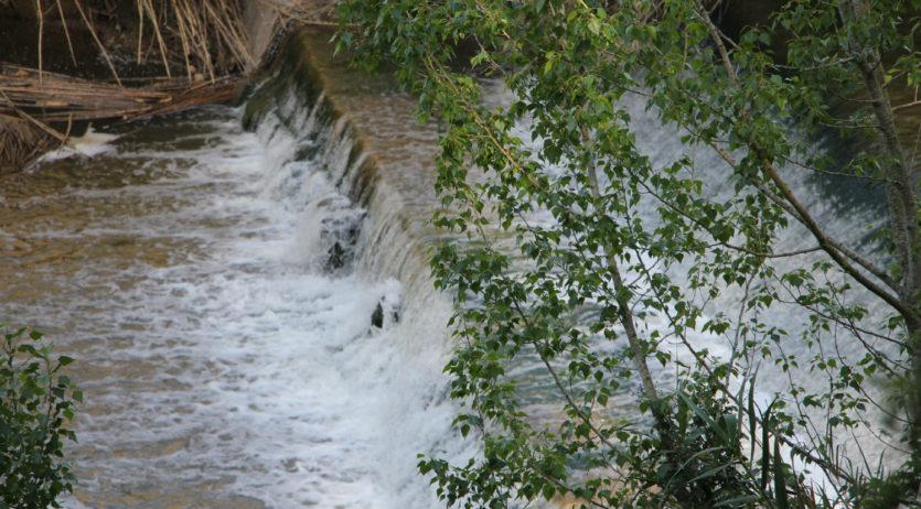 Avís de situació hidrològica de risc per augment del cabal al riu Anoia