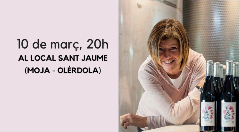 L'enòloga Irene Alemany oferirà la xerrada del Dia Internacional de la Dona a Olèrdola