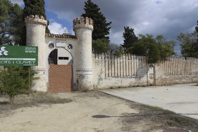El PSC denuncia que s'ha deixat perdre una important inversió privada al Castell de Can Ferrer
