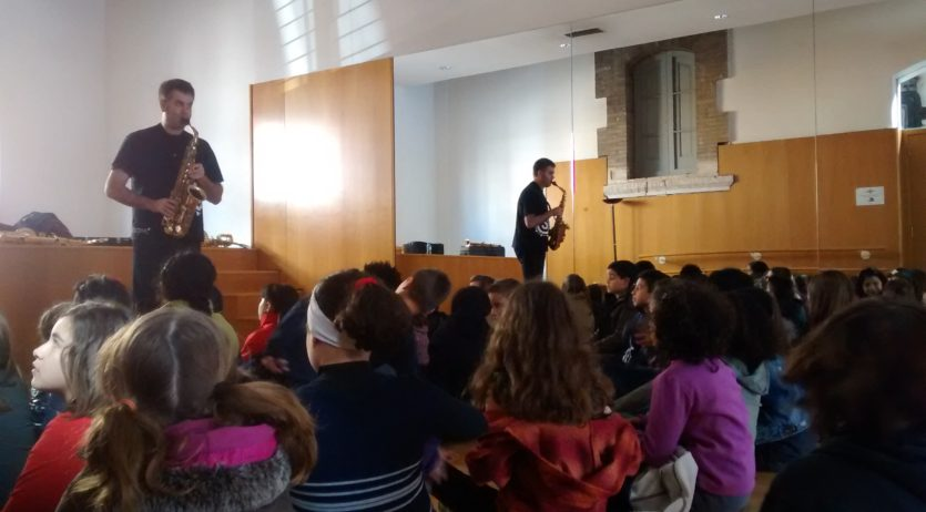 La Fira Musical escolar torna a Vilafranca un any més