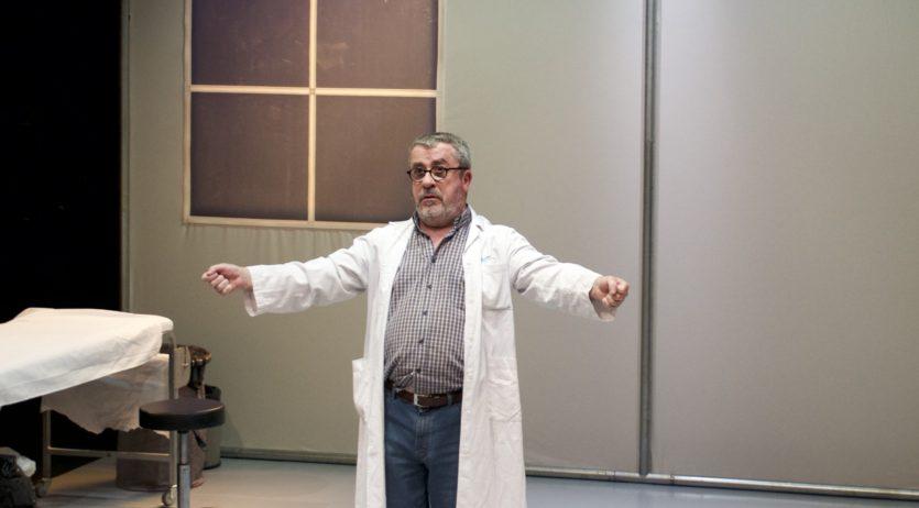 """""""El metge de Lampedusa"""", basada en la crisi de refugiats, aquest diumenge al Teatre Cal Bolet"""