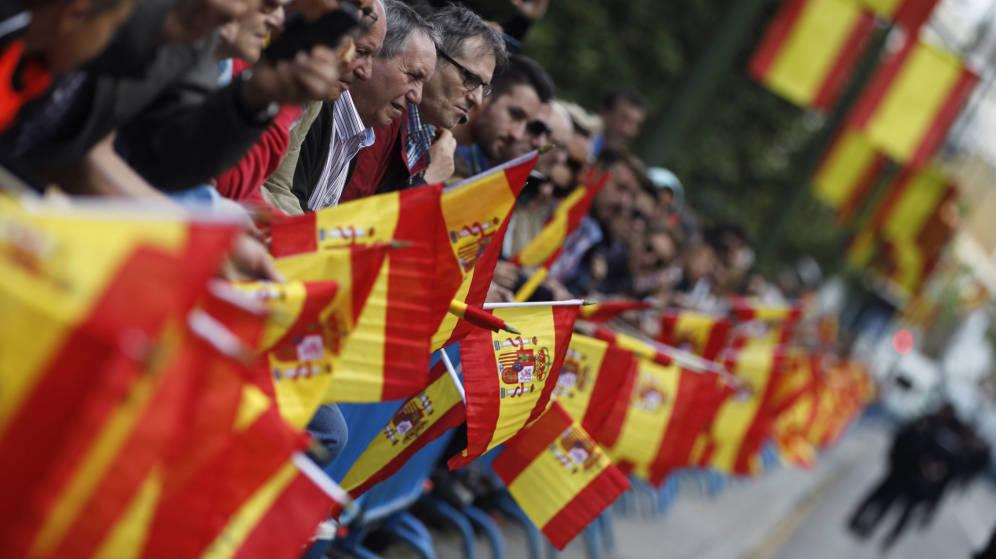 Qui representa millor el nacionalisme espanyol és…