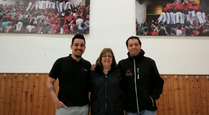 Els Verds celebraran una diada històrica i el Xicots de Vilafranca tindran dos caps de colla