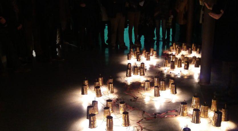 Conferència a la sala dels Trinitaris per acostar-se amb entusiasme a l'art contemporani