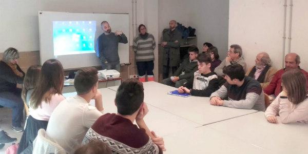 El Consell de Medi Ambient de Sant Sadurní es fa amb presència escolar
