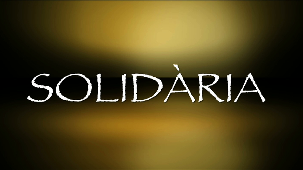 Solidària - monogràfic