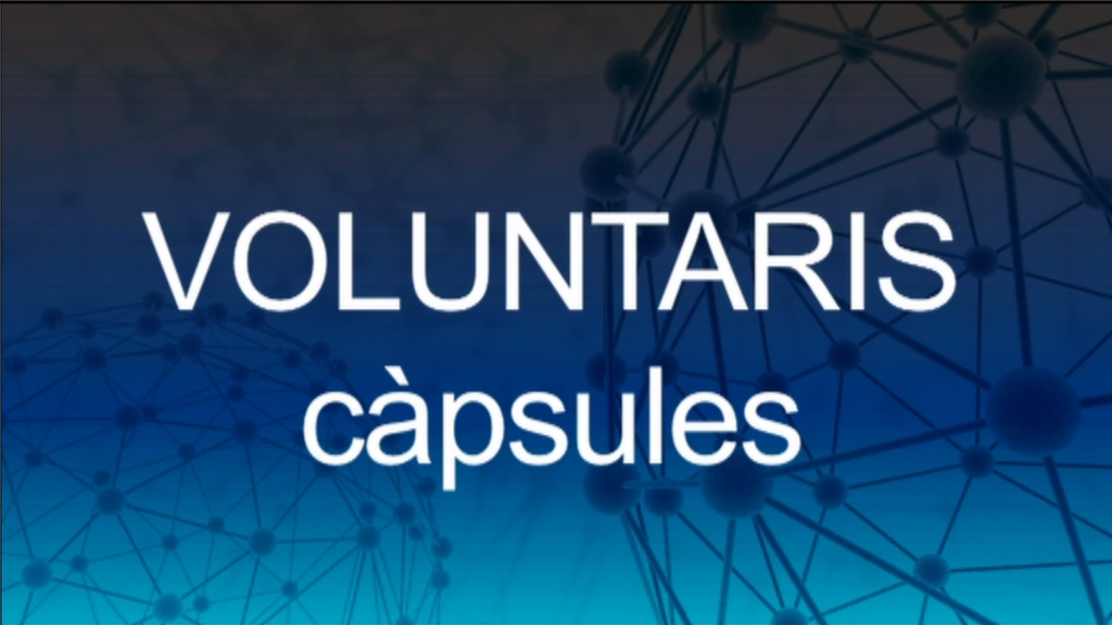 Voluntaris - càpsules