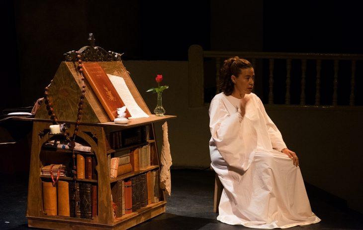 """""""Ella"""" del Teatro La Lavandería aquest divendres al teatre Cal Bolet"""