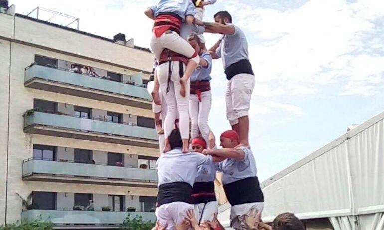 La Jove de Vilafranca torna satisfeta de la seva actuació a Tremp