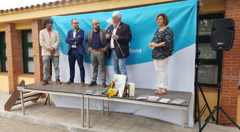 Dissabte es va inaugurar la Biblioteca Joan Sardà i Lloret de Sant Quintí de Mediona