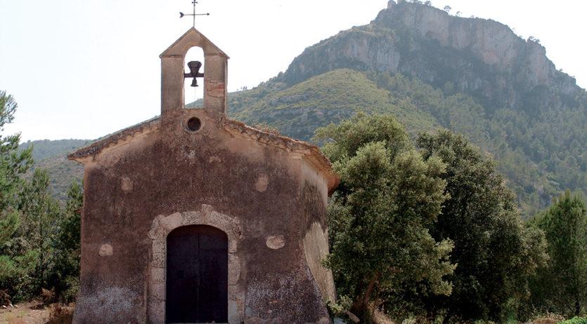 Caminada per a gent gran a l'ermita del Vinyet a Castellví de la Marca