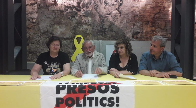 El 8 de juny s'organitza un Sopar Groc Solidari al Centre Cultural i Lúdic de Les Cabanyes