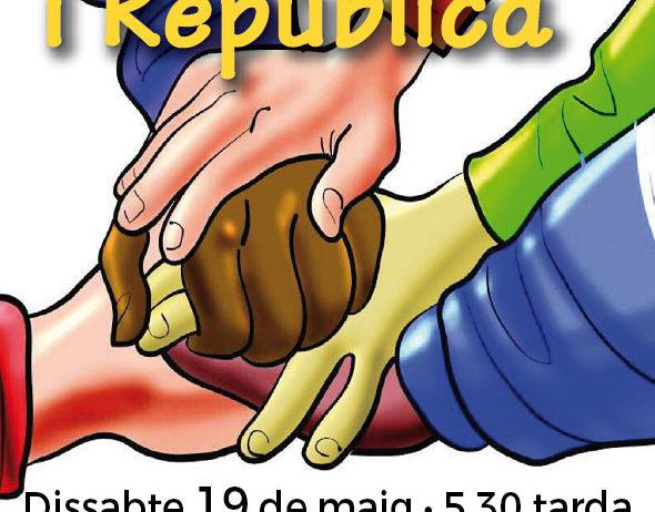 Els nouvinguts i la República centren la tertúlia del cicle Cafè i República d'aquest dissabte